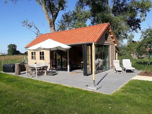 Nieuw bijgebouw in de Vlaamse Ardennen