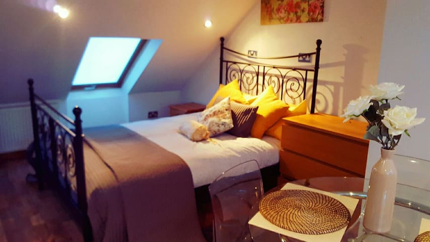 Beautiful Self Catering Loft Room - Ilford - Dom