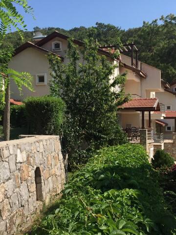 Göcek haftalık kiralık eşyalı villa - Dalaman - House