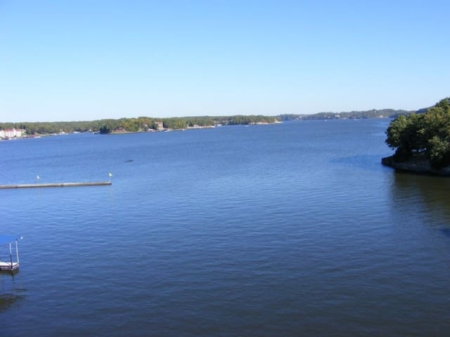 Extraordinary Main Lake View - Osage Beach - Kondominium