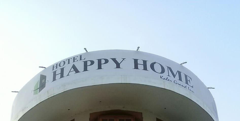 Hotel Happy Home kaler grand inn