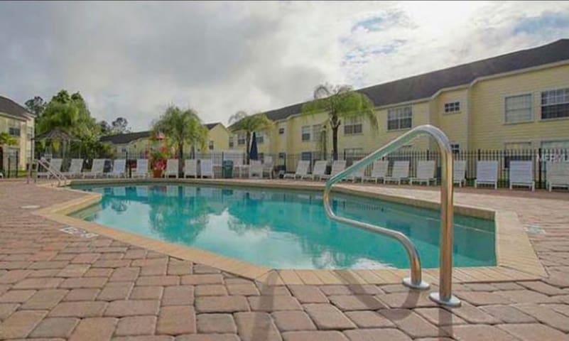 Family Premium 3BD Condo Apartment@ Disney