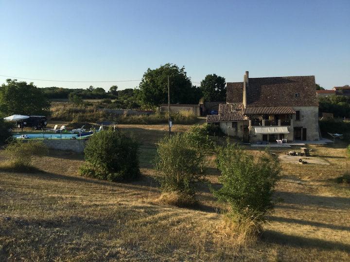 Maison Riley, Pradal