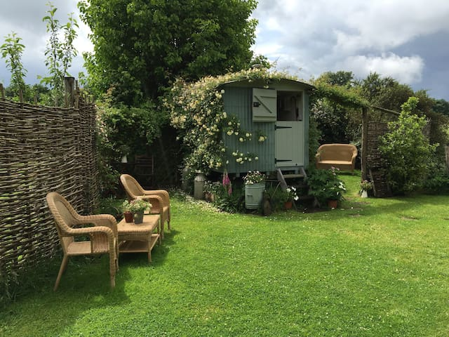 The Shepherds Hut - Petworth - Bed & Breakfast
