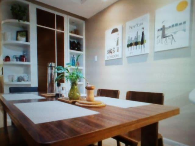 台中雅緻高樓景觀2房 - Okręg Xitun - Apartament