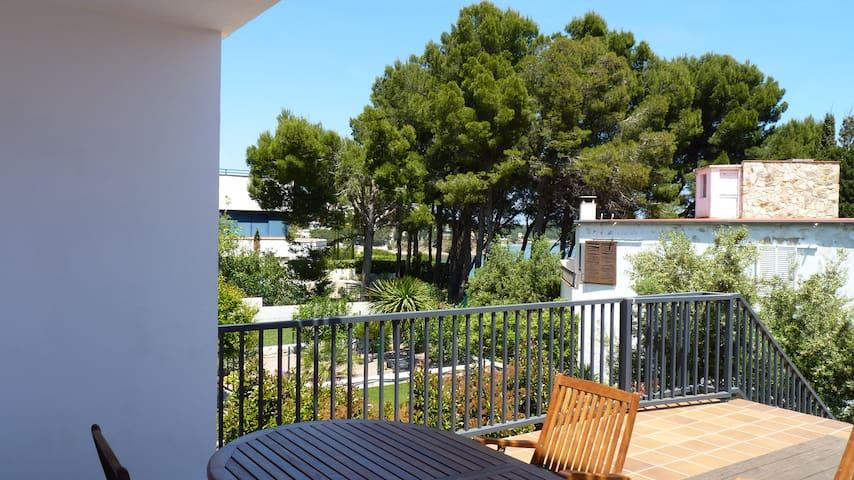 Espagne, Llanca maison vue Mer. - Llançà - Casa