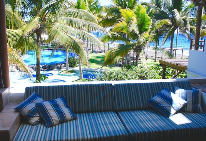 Beautiful villa with ocean views - Escuintla - Apartemen