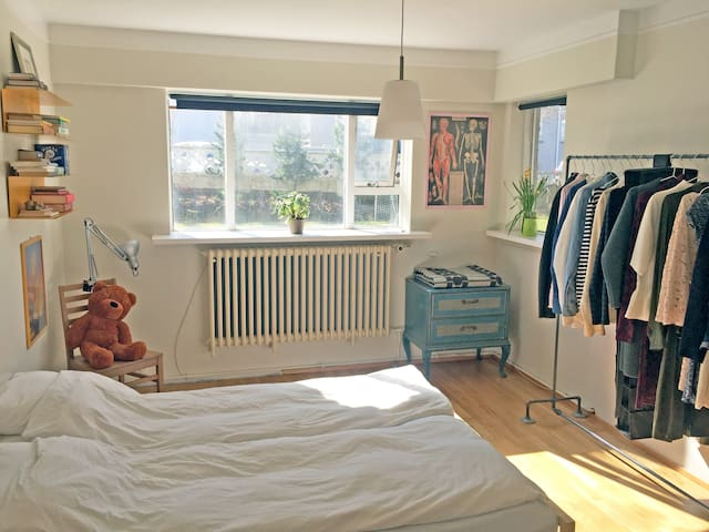 Lovely 2 bedroom apartment / Great location! - Reykjavík - Apartamento