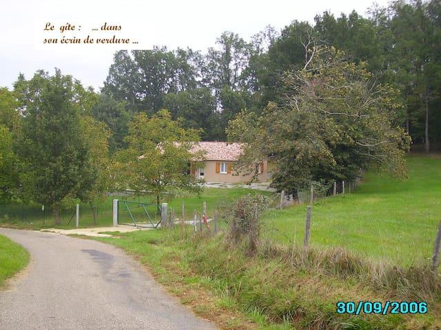 Rouffilhac Vacances Vertes - Rouffilhac - Casa