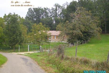 Rouffilhac Vacances Vertes - Rouffilhac - Haus