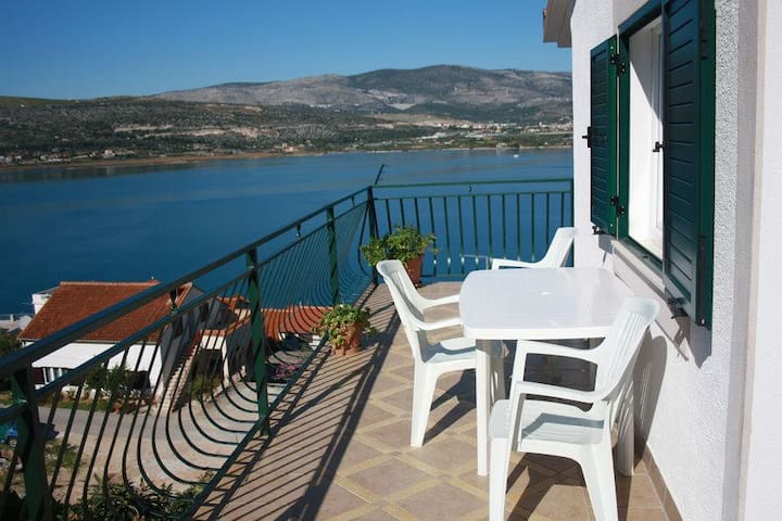 Apartments Barba / Two Bedrooms B1 - Mastrinka - Daire