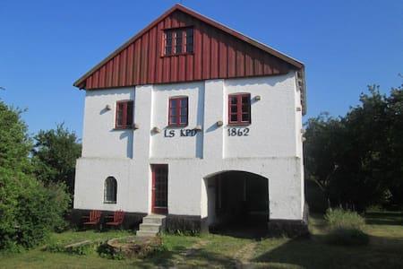 Møllen, Fanefjordgade 3.
