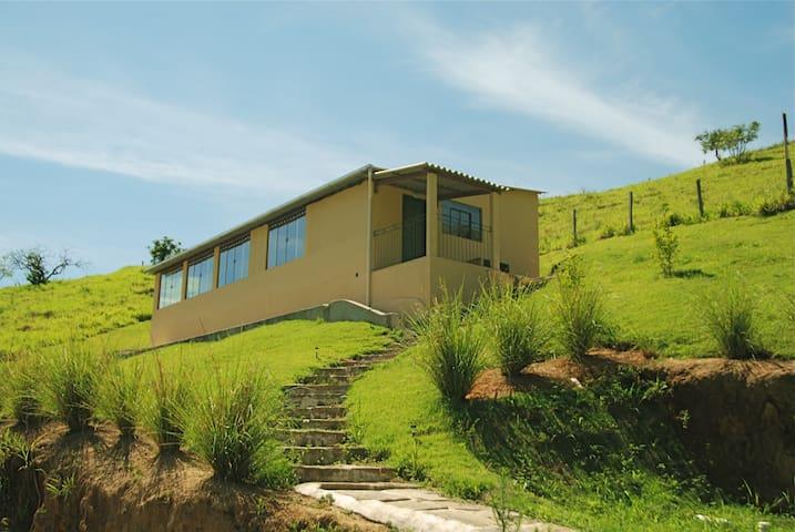 Casa charmosa na Bocaina/Bananal-SP