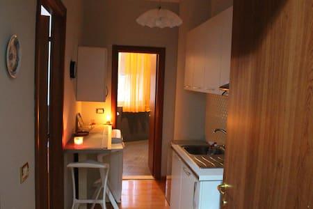 One Bedroom Tirana Apartment with laminate floors - Tiranë