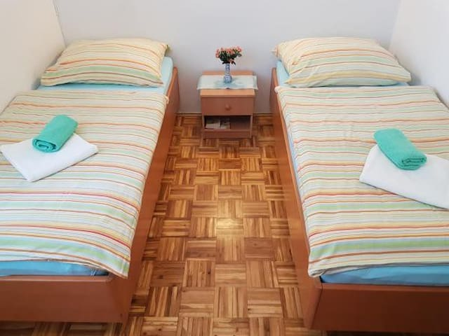 Guesthouse Zima - Twin Room