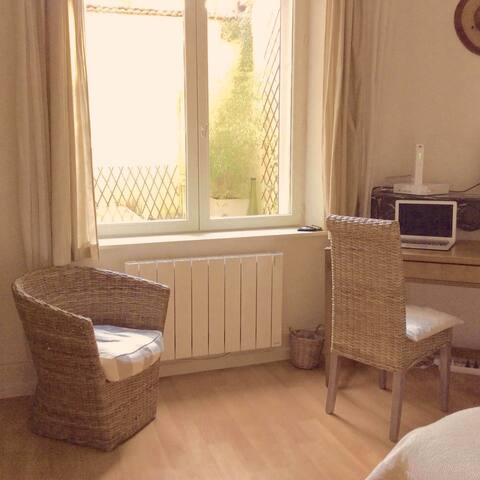 Charming studio 3 min away from Place Stanislas