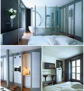 Loft d'architecte à Montmartre - Paris - Loft