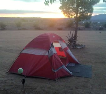 Sylvanie Ranch Camping Zone