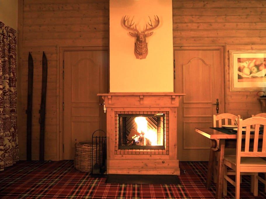 Cheminée - Fireplace