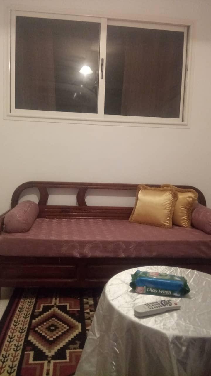 Chambre privé équipé, agréable, idéalement situé