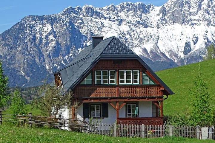 Beautiful Chalet in Großsölk in a Nature Park
