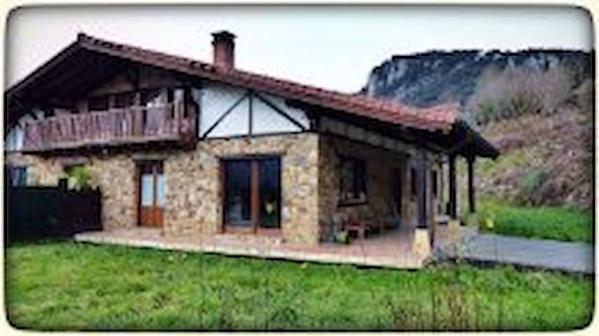 Caserio Espectacular - Bizkaia - Дом