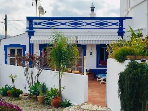 Casa Azul - Tipica do Algarve