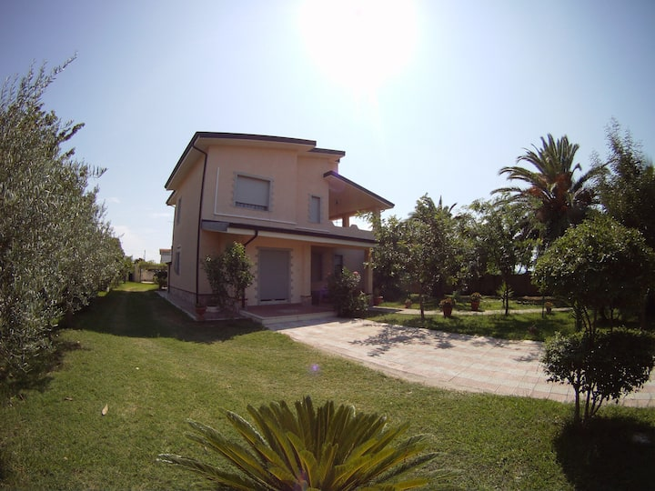 Villa Luisa (for 7 friends)