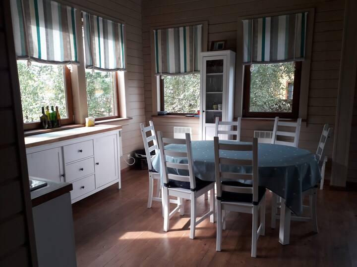 Дом в посёлке Волга-Волга