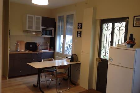 Agréable et petite  maison à proximité de Paris . - Villeneuve-Saint-Georges
