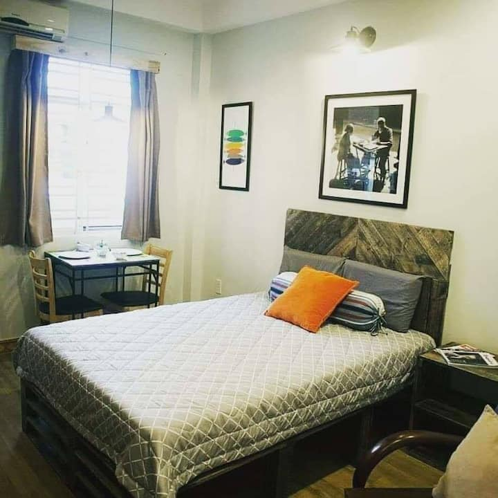Cozy room with balcony D1/DAKAO