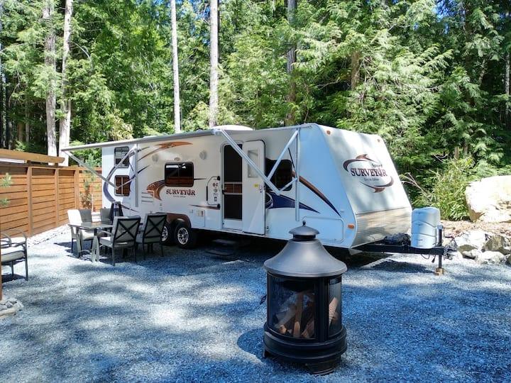 Invitation to explore Southern Vancouver Island