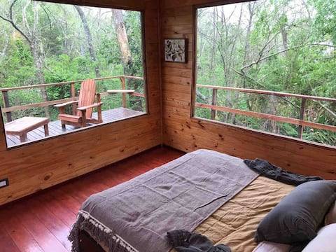 Cabure - Exclusive tiny cabin on Sarmiento River