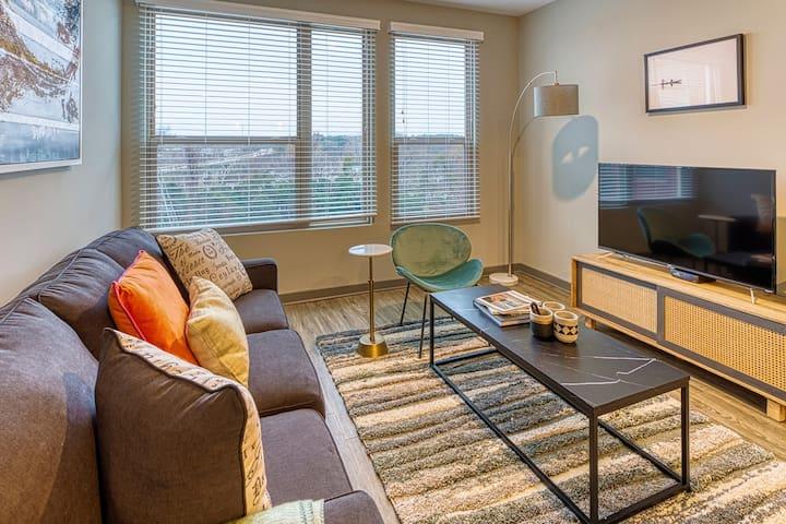 Kasa   Columbia   Canalside 2BD/2BA Apartment
