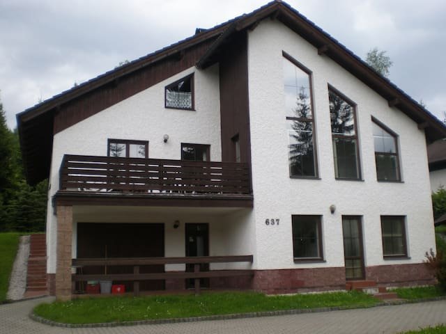 Apt for 5 persons with WLAN in Harrachov R3803