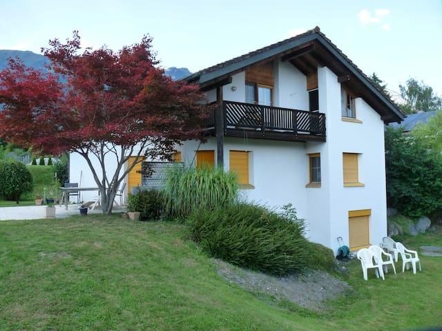 Chalet Alpsteinblick - Sennwald - House