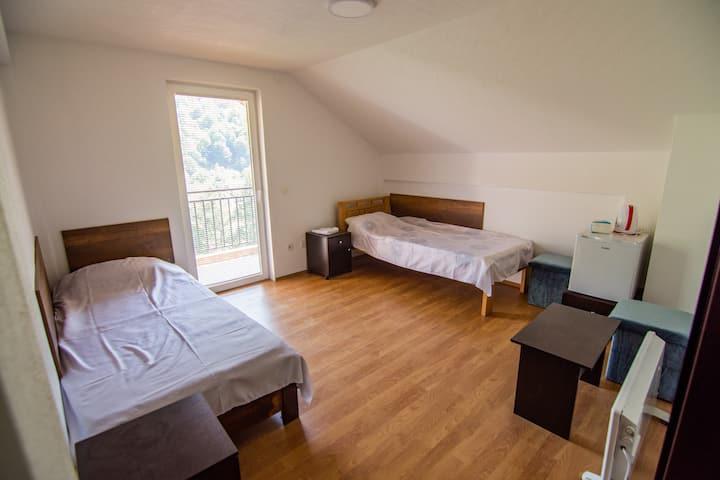 Villa Patele - twin room