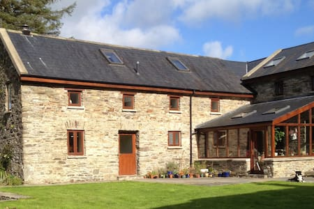 The Longhouse, Camus Farm - Clonakilty - House
