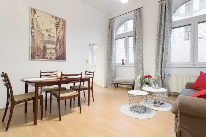 Gerat Centric City-Appartment for Vienna Visits