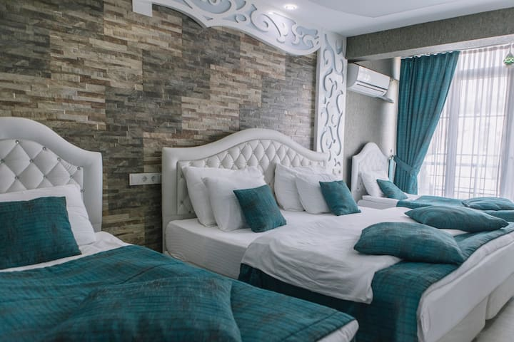 MELROSE VİEWPOİNT HOTEL GUAD