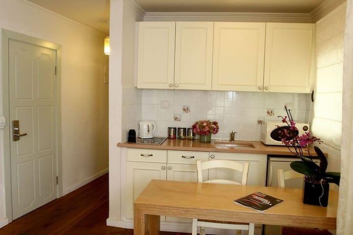 Apartment + balcony - Dizengoff - Tel Aviv-Yafo - Bed & Breakfast
