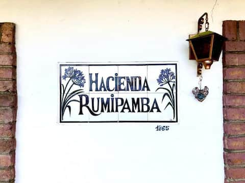 Hacienda Rumipamba - Yunguiila - Cuenca