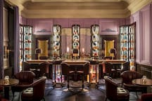 American Bar within Gleneagles Hotel