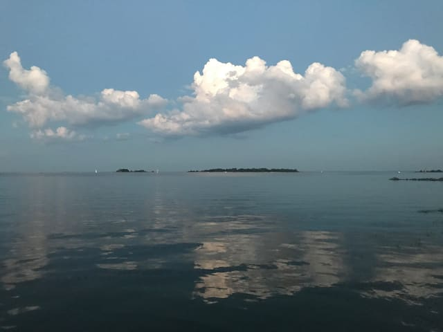 Views of the Sound