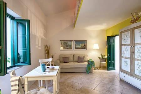 """Prenota il tuo soggiorno con noi a """"Casa di Basso"""" - San Nicola Arcella - Dům"""