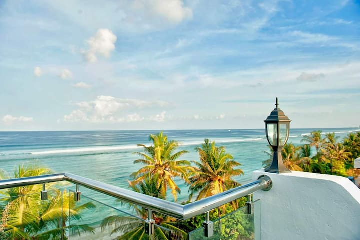 Seaview Room - 10 mins from Airport - Malé - Departamento