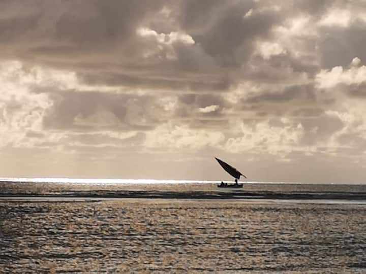 Duna Branca, Barra, Inhambane, Mozambique