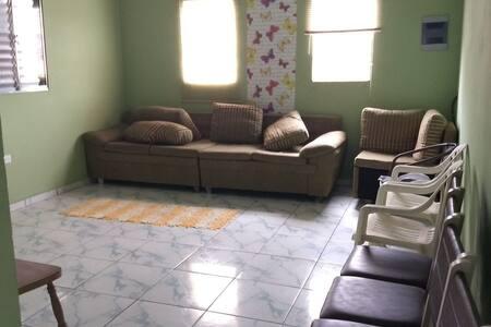 Casa para temporada e finais de semana - CARAGUÁ