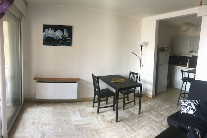 Marseille 13009 - T2 Quartier Sud (4pers) 45m2