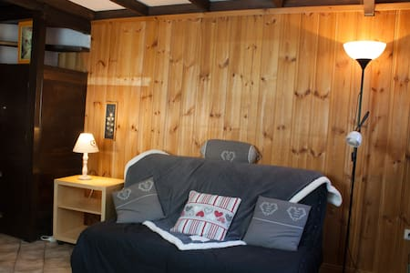 Duplex near the Grands Montets in Argentière - ชาโมนิกซ์